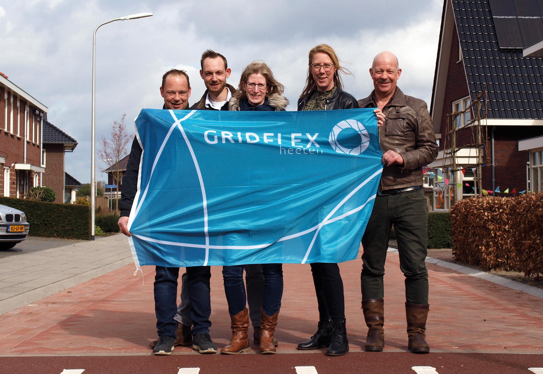 GridFlex volop in uitvoering